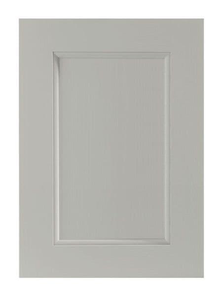 490x397mm Mornington Beaded Dove Grey Door