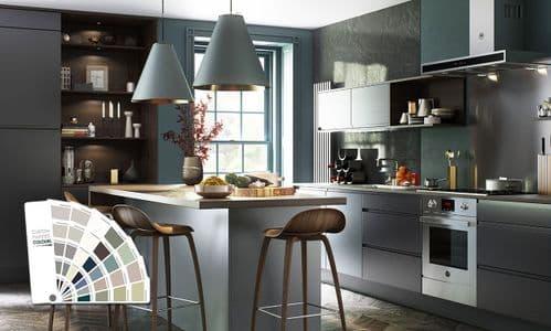 Aconbury Matt Bespoke Kitchens