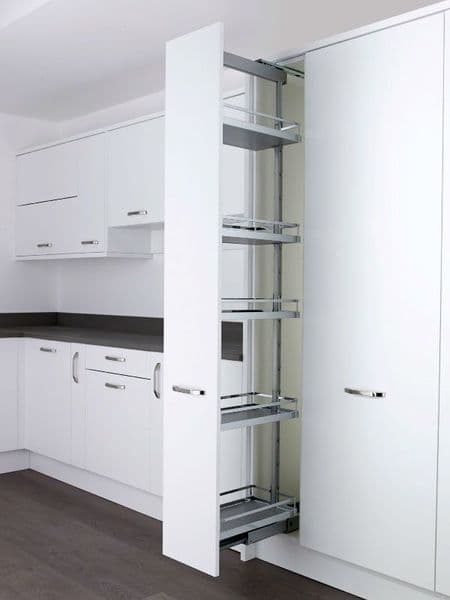 Additional Pull Out Shelves