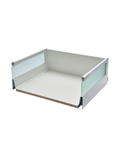 Blum Antaro Deep Pan Drawer - Grey