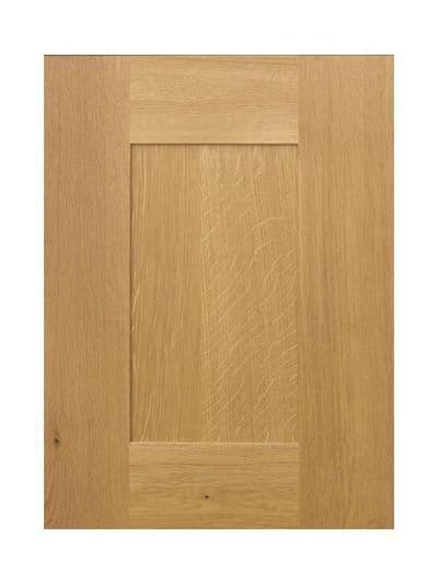 Broadoak Natural Sample door - 570x397mm