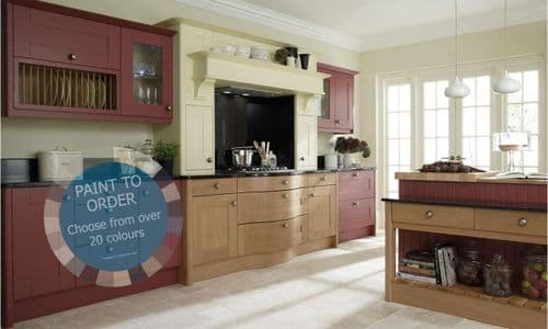Broadoak Paint To Order Kitchens