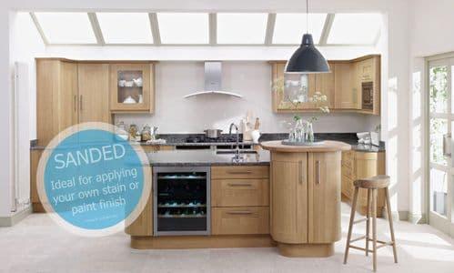 Broadoak Sanded Kitchens