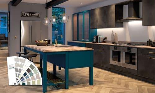 Cosdon Matt Bespoke Kitchens