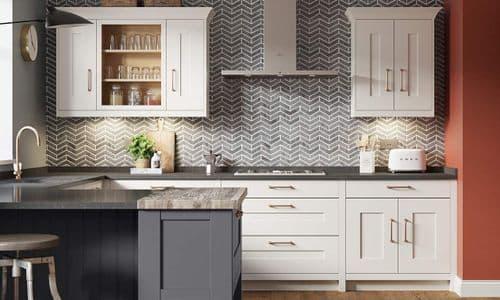 Fitzroy Dove Grey Kitchens