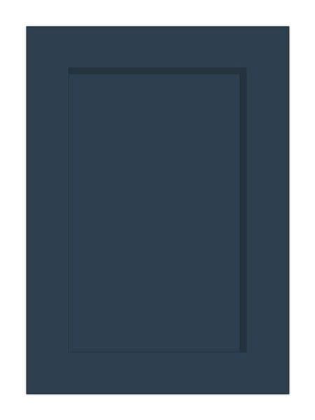 Fitzroy Hartforth Blue Kitchen Doors