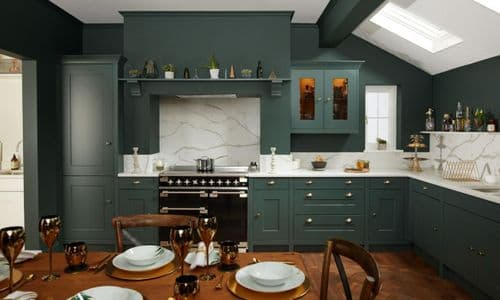 Fitzroy Paint To Order Kitchens