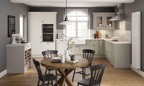 Milbourne Dove Grey Kitchens