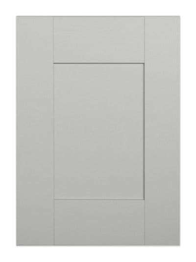 Milbourne Dove Grey Sample door - 570x397mm