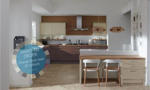 Milbourne Paint To Order Kitchens