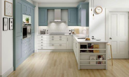 Milbourne Porcelain Kitchens