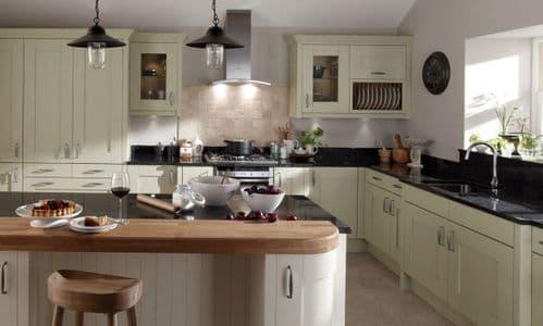 Milbourne Sage Kitchens