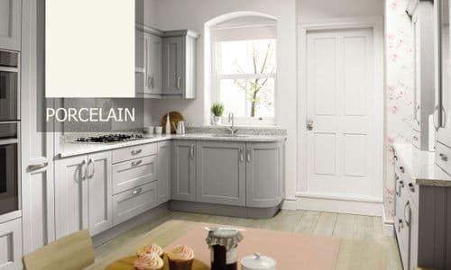 Mornington Beaded Porcelain Kitchens