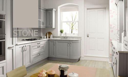 Mornington Beaded Stone Kitchens