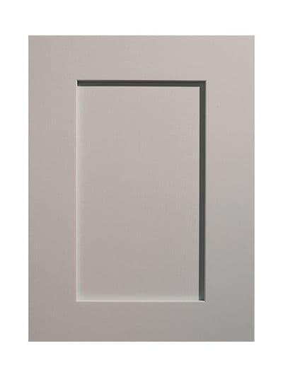 Mornington Shaker Partridge Grey Sample door - 570x397mm