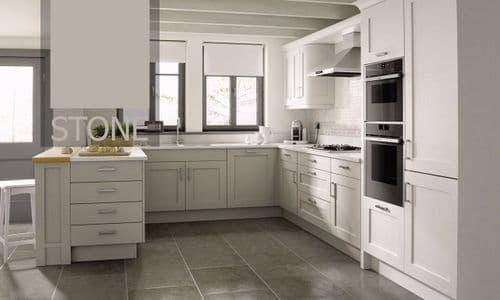 Mornington Shaker Stone Kitchens