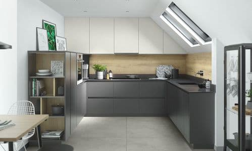 Noto True Handleless Kitchens