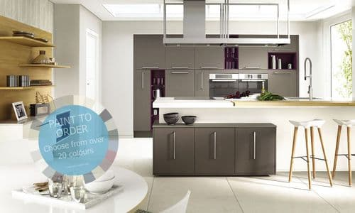 Porter Gloss Paint To Order Kitchens