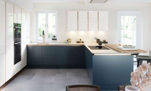 Porter Matt Hartforth Blue Kitchens
