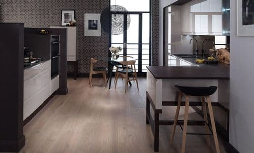 Remo Gloss Cashmere Kitchens