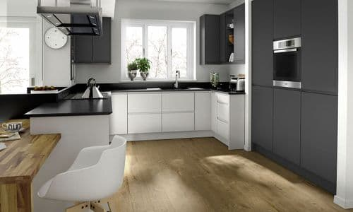 Remo Gloss Graphite Kitchens