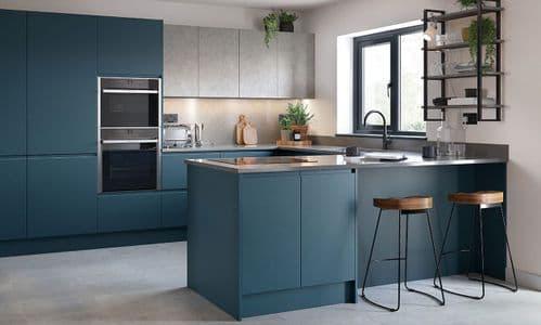 Remo Matt Hartforth Blue Kitchens