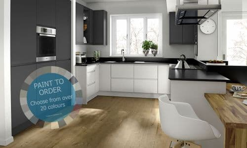 Remo Matt Paint To Order Kitchens