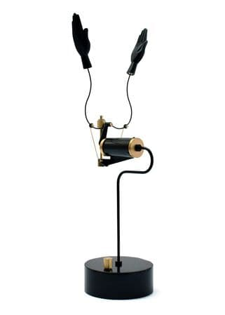 Variable Applause Machine (Black) by Martin Smith