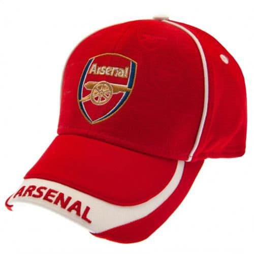 Arsenal FC Cap DB | AFC Merchandise | Baseball Hat [ Football Gifts Shop}