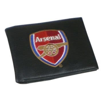 Arsenal Embroidered Wallet