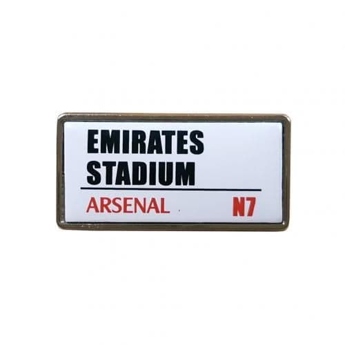 Arsenal Emirates Stadium Badge SS | Arsenal Merchandise
