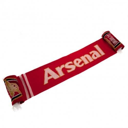 Arsenal Scarf GN | AFC Merchandise [ Football Gifts Shop ] Scarves