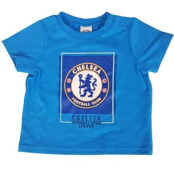 Chelsea FC Baby T-Shirt BL - 3/4 Years