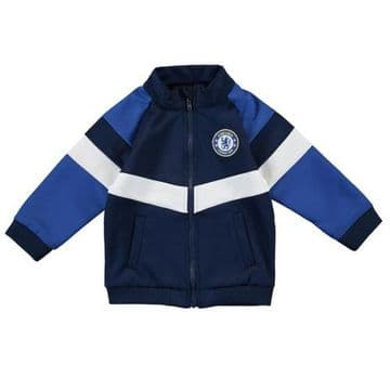 Chelsea FC Baby Tracksuit Top - 9-12 Months