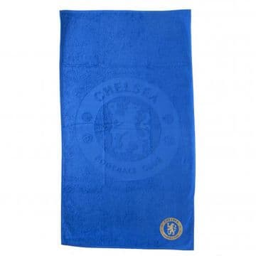Chelsea FC Embroidered Towel