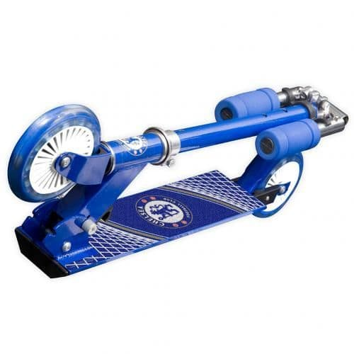 Chelsea FC Inline Folding Scooter | Chelsea FC Scooter