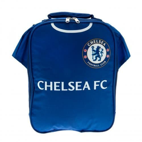 Chelsea FC Kit Lunch Bag |  Lunch Box | CFC Merchandise [ Football Gifts Shop ]