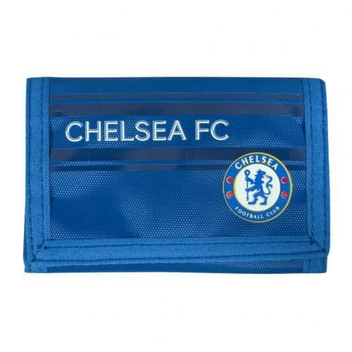 Chelsea FC Wallet ST | Gifts for Men / Dad | CFC Merchandise [ Football Gifts Shop ]