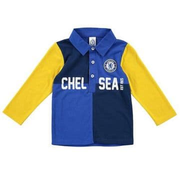 Chelsea FC Rugby Jersey - 12-18 Months