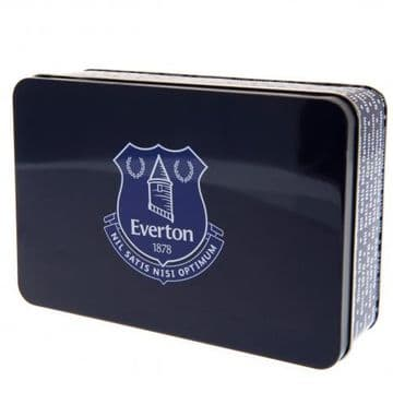Everton FC  Metal Supporters Tin