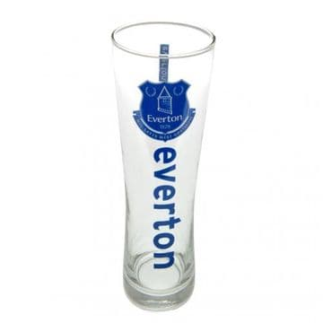 Everton Tall Beer Glass