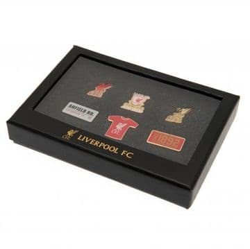 Liverpool FC Badge Collection