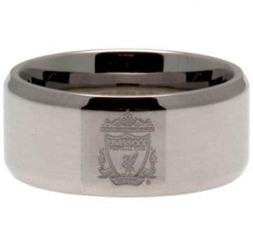 Liverpool FC Band Ring Large