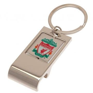 Liverpool FC Executive Bottle Opener Keyring