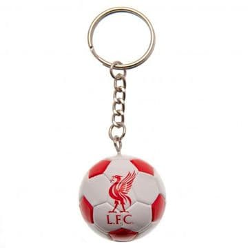 Liverpool FC Football Keyring