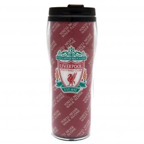 Liverpool FC Heat Changing Travel Mug | Cup | LFC Merchandise [ Football Gifts Shop ]