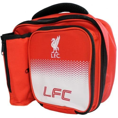 Liverpool FC Lunch Bag Fade | Lunch Box | LFC Merchandise [ Football Gifts Shop ]