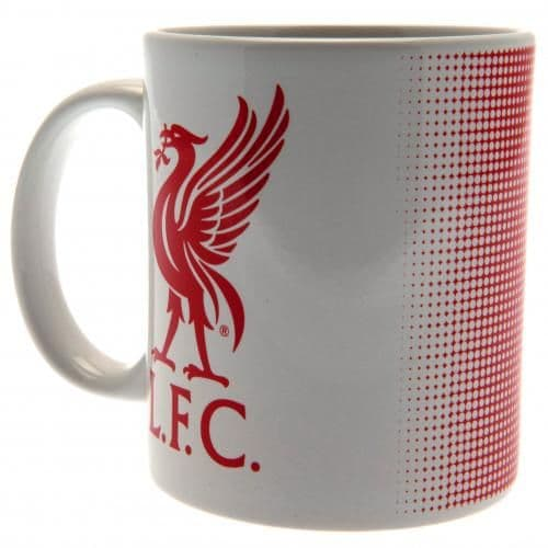 Liverpool FC Mug HT | Cup |  LFC Merchandise | Football Gifts Shop | Presents