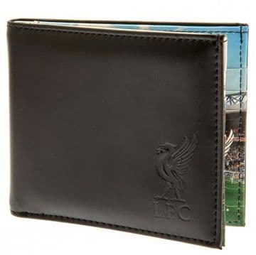 Liverpool FC Panoramic Leather Wallet