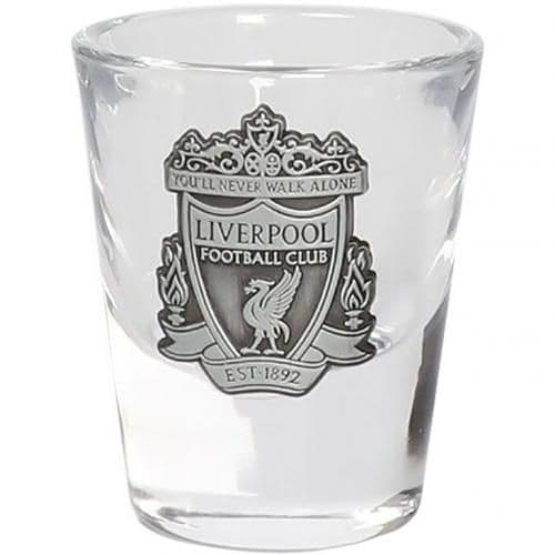 Liverpool FC Shot Glass | LFC Merchandise [ Football Gifts Shop ]